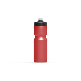 Cube Grip Drinking Bottle 750ml red